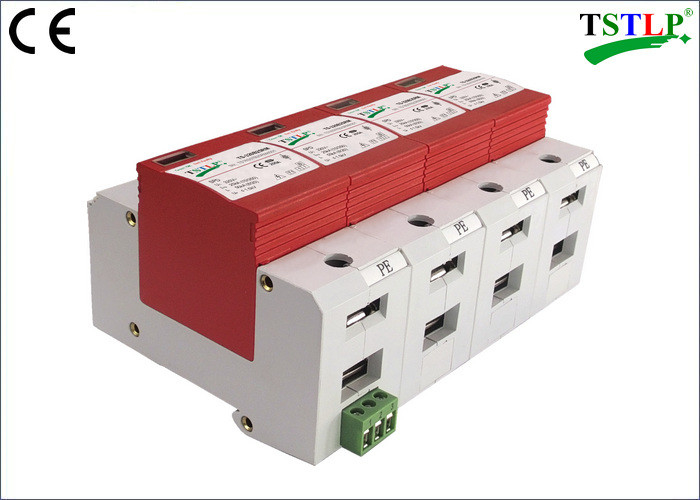 CE Approved 100kA Type 1 Surge Protection Device For Electrical Panel Protection